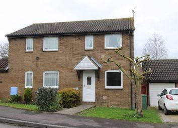 Thumbnail 2 bed semi-detached house for sale in Castlehaven Close, Chippenham