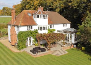 Thumbnail 6 bed detached house for sale in Lime Tree Cottage, Buckhold, Pangbourne