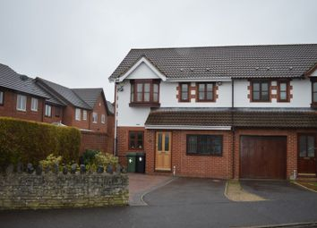 Thumbnail 3 bed property for sale in Savernake Road, Worle, Weston-Super-Mare