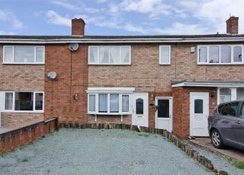 Thumbnail 3 bed terraced house to rent in Newgate Street, Chasetown, Burntwood