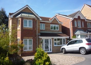 Thumbnail 4 bed detached house for sale in Archesroad, Berry Hill, Mansfield, Nottinghamshire