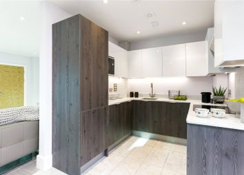 Thumbnail 1 bed flat for sale in Bridge House, Roding Road, Loughton, Essex