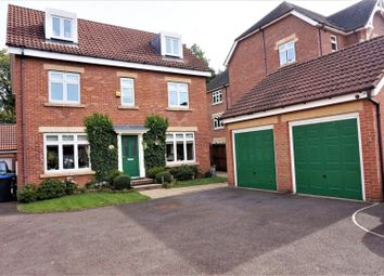 Thumbnail 5 bed detached house for sale in The Ladle, Middlesbrough