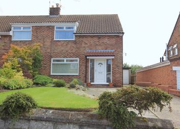 Thumbnail 3 bed semi-detached house for sale in Ullswater Avenue, Prenton, Wirral