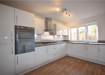 Thumbnail 4 bedroom detached house for sale in Plot 21 The Burford, Charlotte Mews, Heath Rise, Cadbury Heath, Bristol