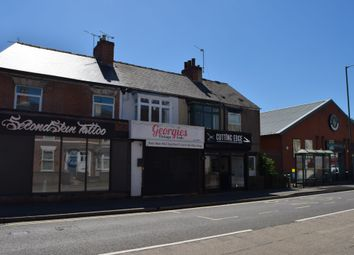 Thumbnail 1 bed flat to rent in Mill Gate, Ashbourne Road, Derby