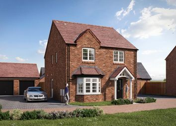 Thumbnail 3 bed detached house for sale in Upton Snodsbury Road, Pinvin, Worcestershire