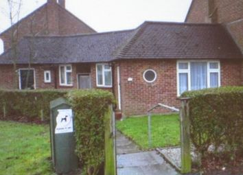 Thumbnail 1 bed semi-detached bungalow to rent in Harrogate Road, South Oxhey