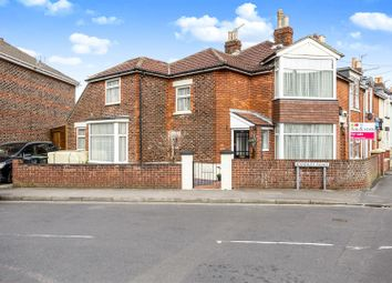Thumbnail 3 bedroom end terrace house for sale in Cambridge Road, Gosport