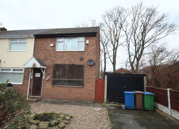 Thumbnail 2 bedroom town house for sale in Disley Street, Sudden, Rochdale
