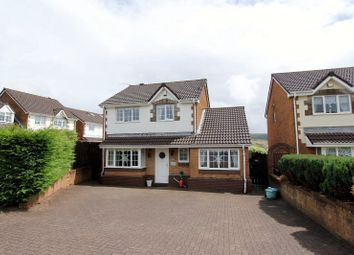 Thumbnail 3 bed detached house for sale in Cwrt Coed Parc, Maesteg