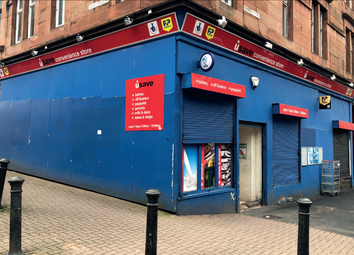 Thumbnail Retail premises for sale in 151-155 Garrioch Road, Glasgow