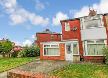 Thumbnail 3 bedroom semi-detached house for sale in Broxton Avenue, Bolton