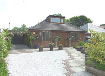 Thumbnail 4 bedroom detached bungalow for sale in Ainsworth Hall Road, Ainsworth, Bolton