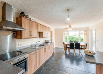 Thumbnail 3 bedroom detached house for sale in Hall Close, Southery, Downham Market