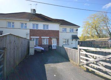 Thumbnail 3 bed terraced house for sale in Crossley Moor Road, Kingsteignton, Newton Abbot, Devon