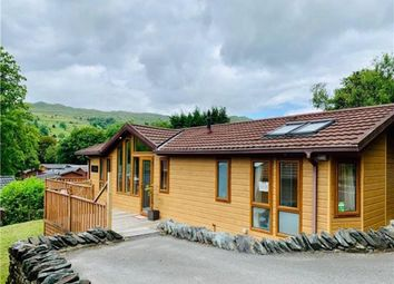 Thumbnail 2 bedroom lodge for sale in Limefitt Holiday Park, Windermere
