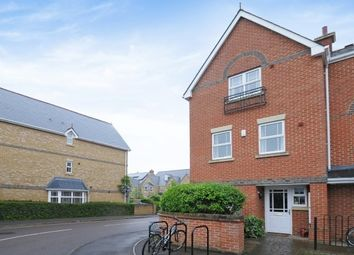 Thumbnail 4 bedroom end terrace house to rent in Navigation Way, Oxford