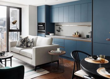The Hexagon, Covent Garden, London WC2B. 1 bed flat for sale