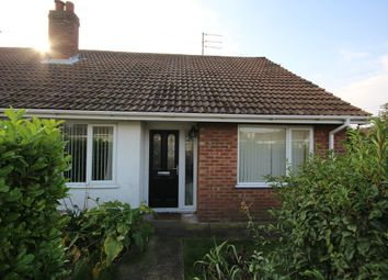 Thumbnail 3 bed semi-detached bungalow for sale in Queensway, Caister-On-Sea, Great Yarmouth