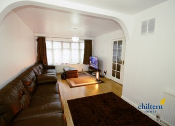 Thumbnail 3 bed terraced house for sale in Bideford Gardens, Luton, Bedfordshire