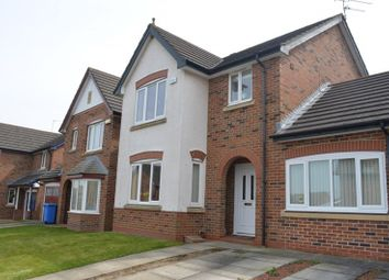 Thumbnail 3 bed link-detached house for sale in Burghley Gardens, Pegswood, Morpeth
