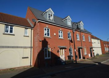 Thumbnail 3 bed terraced house for sale in Hestercombe Close, Weston Village, Weston-Super-Mare