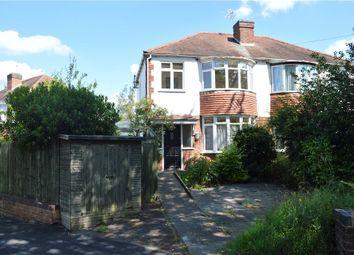 Thumbnail 3 bedroom semi-detached house for sale in Braemar Road, Cubbington, Leamington Spa, Warwickshire