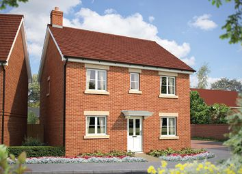 "Thumbnail 4 bed detached house for sale in ""The Buxton"" at Winchester Road, Hampshire, Botley"