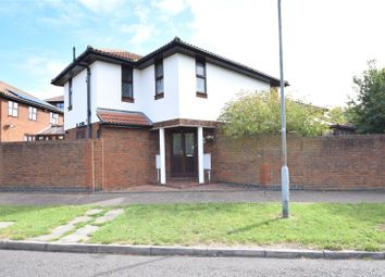 Thumbnail 3 bed detached house for sale in Wheatfield Way, Langdon Hills, Basildon, Essex