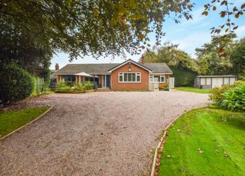 4 bed detached bungalow for sale in Vicarage Lane, Barlaston, Stoke-On-Trent ST12