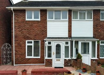 Thumbnail 3 bed semi-detached house to rent in Budds Close, Basingstoke