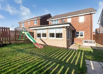 Thumbnail 4 bed detached house for sale in Toftcombs Crescent, Stonehouse, Larkhall, South Lanarkshire