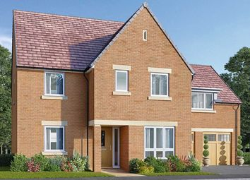 "Thumbnail 5 bed detached house for sale in ""The Papplewick"" at Bede Ling, West Bridgford, Nottingham"