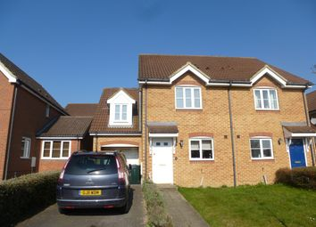 Thumbnail 3 bed semi-detached house for sale in Forest Avenue, Ashford