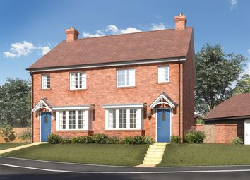 Thumbnail 3 bed semi-detached house for sale in Bendish Lane, Whitwell, Hitchin