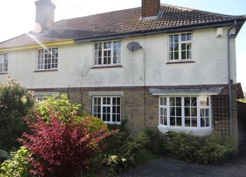 Thumbnail 3 bed semi-detached house for sale in The Crescent, Chartham, Canterbury, Kent