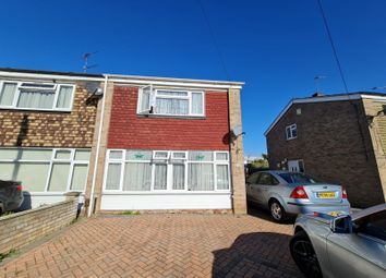 Thumbnail 3 bed semi-detached house for sale in Alderbury Road, Langley