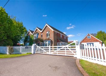 Thumbnail 5 bed detached house for sale in Lawyers Lane, Henfield, West Sussex