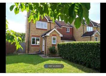 Thumbnail 3 bed end terrace house to rent in Orient Close, St Albans