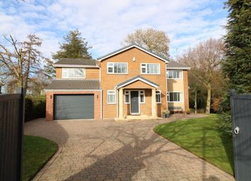 Meadowvale, Darras Hall, Newcastle Upon Tyne, Northumberland NE20. 5 bed detached house for sale