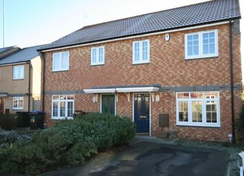 Thumbnail 2 bedroom semi-detached house for sale in Aidan Court, Middlesbrough