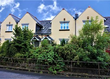 Thumbnail 3 bed terraced house to rent in Dartmoor Court, Bovey Tracey