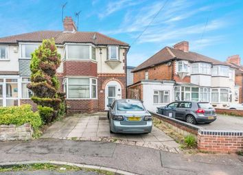 Thumbnail 3 bed semi-detached house for sale in Dorothy Road, Tyseley, Birmingham, West Midlands