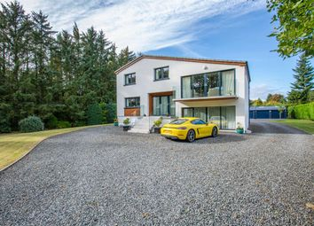 Thumbnail 5 bed detached house for sale in Brucefield Road, Blairgowrie, Perthshire