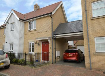 Thumbnail 1 bedroom property for sale in Salamanca Way, Colchester