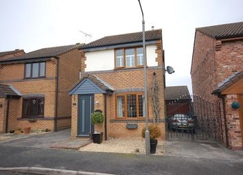 Thumbnail 3 bedroom detached house to rent in Meadow Close, Horsley Woodhouse, Ilkeston