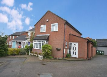 Thumbnail 4 bed detached house for sale in Freer Close, Blaby, Leicester