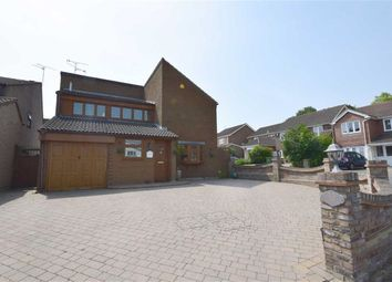 Thumbnail 4 bed detached house for sale in The Durdans, Langdon Hills, Basildon, Essex