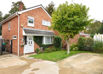 Thumbnail 3 bed detached house for sale in Read Way, Bishops Cleeve, Cheltenham